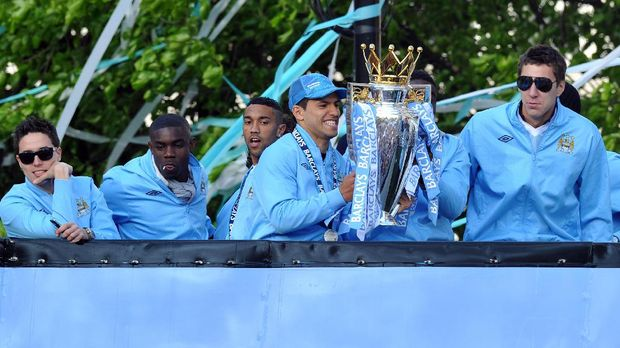 Manchester City Tim Terbaik Liga Inggris Dekade Ini