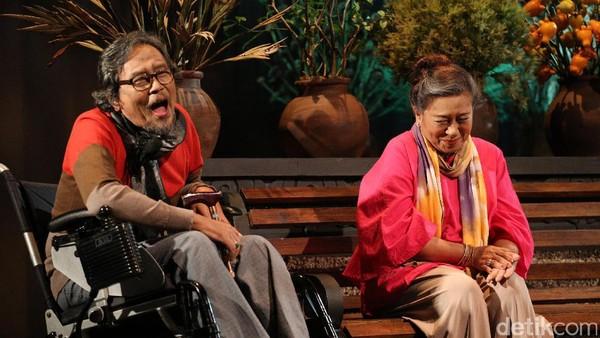 Warisan Teater Koma: Antara Korupsi dan Utang Negara