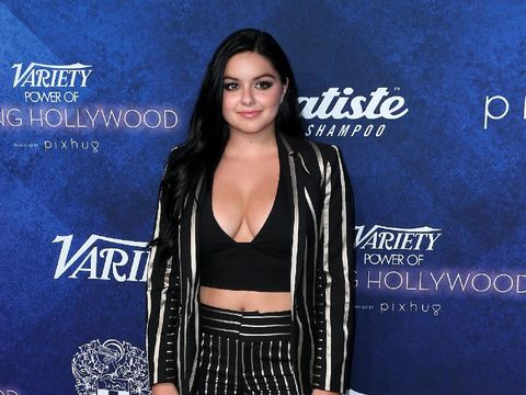 LOS ANGELES, CA - AUGUST 16:  Actress Ariel Winter attends Variety's Power of Young Hollywood at NeueHouse Hollywood on August 16, 2016 in Los Angeles, California.  (Photo by Frederick M. Brown/Getty Images)