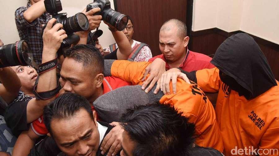 Ini penampakan Ello Pasca Ditangkap Polisi