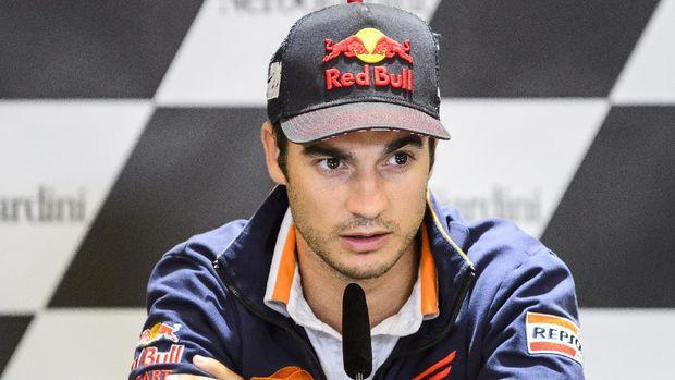MotoGP Valencia jadi balapan terakhir Dani Pedrosa di MotoGP.