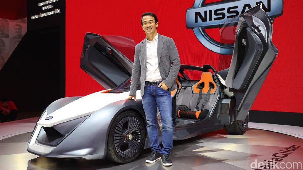 Mobil Listrik Super dari Nissan Bikin Joe Taslim Kepincut