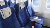 Ini Tips Memilih Kursi Pesawat yang Aman Selama Pandemi