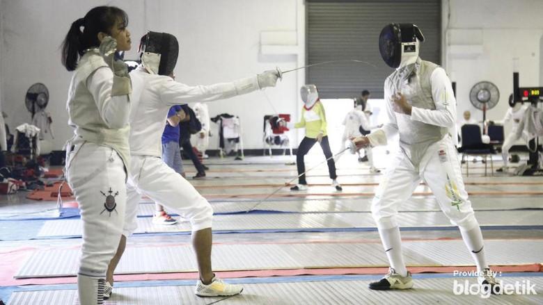 Tim Anggar Indonesia Harus Berjuang Lebih Keras di SEA Games 2017