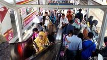 Stasiun Tanah Abang Akan Dilengkapi Area Integrasi TransJ sampai Ojol