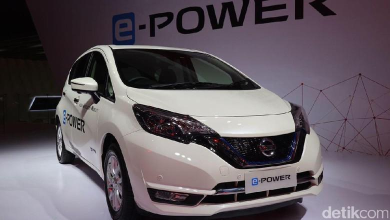 Nissan Note e-Power (Foto: Dina Rayanti)