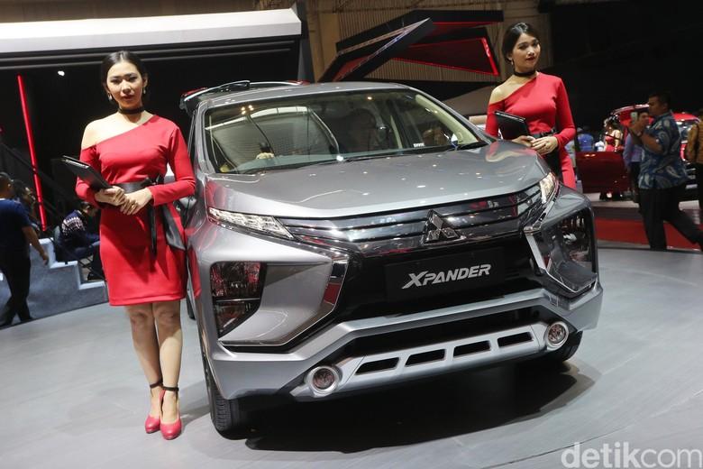 Banyak Permintaan, Produksi Mitsubishi Xpander Dipercepat 1 Bulan Foto: Ari Saputra