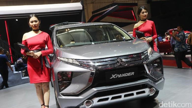 Mitsubishi Xpander Foto: Ari Saputra