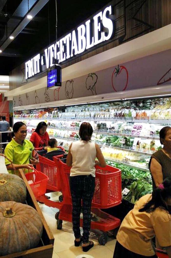 Transmart Carrefour di Manado (Foto: Dok. Transmart Carrefour)