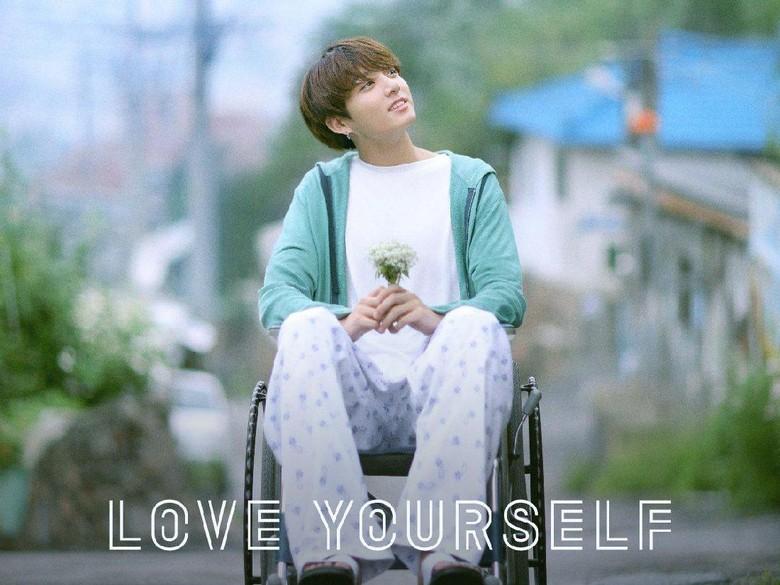 BTS Ungkap Proyek Love Yourself dengan Teaser Foto Jungkook