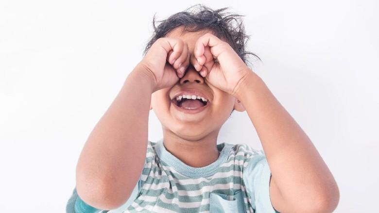 Ilustrasi anak tantrum/ Foto: thinkstock