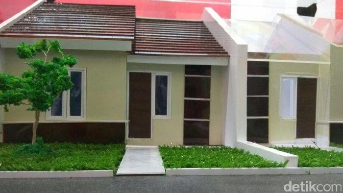 Ilustrasi rumah murah/Foto: Hendra Kusuma/detikFinance