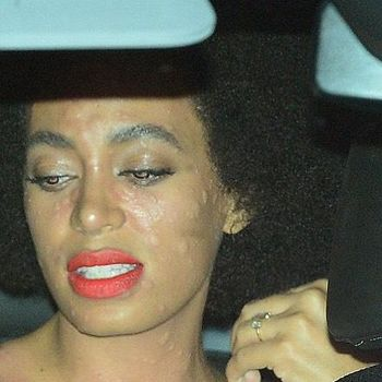 Viral, Foto Solange Knowles dengan Wajah Penuh Bentol