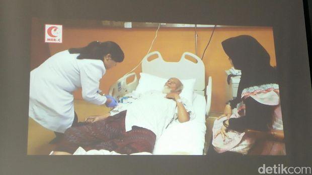 Dirawat di RS, Abu Bakar Ba'asyir Ada Indikasi Gagal Jantung
