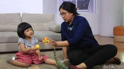 Sudah Tepatkah Respons Kita Saat Anak Mengajak Bicara?