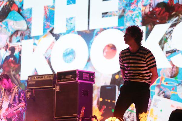 The Kooks Sempurnakan Hari Pertama We The Fest 2017