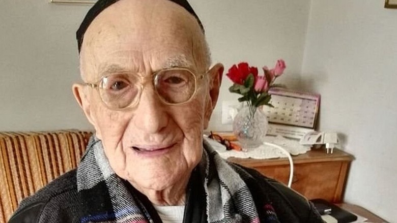 Pria Tertua di Dunia yang Selamat dari Holocaust Telah Tutup Usia