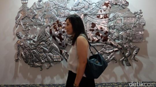 Manjakan Mata di Art Stage Jakarta 2017