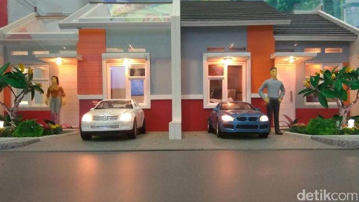 Warga Depok Pemilik Mobil Wajib Punya Garasi (Foto: Hendra Kusuma/detikFinance)