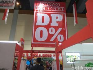 Ada Rumah DP 0% di Property Expo Senayan