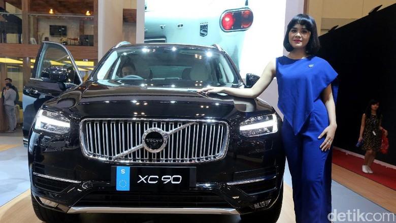 Di Dunia Volvo Lebih Fokus Lahirkan Mobil Listrik, Volvo di Indonesia? Foto: Ari Saputra