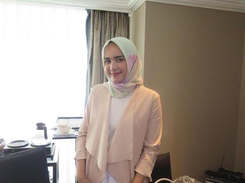 Natasha Rizki Ungkap Kiat Sukses Bagi Waktu Karier dan Keluarga