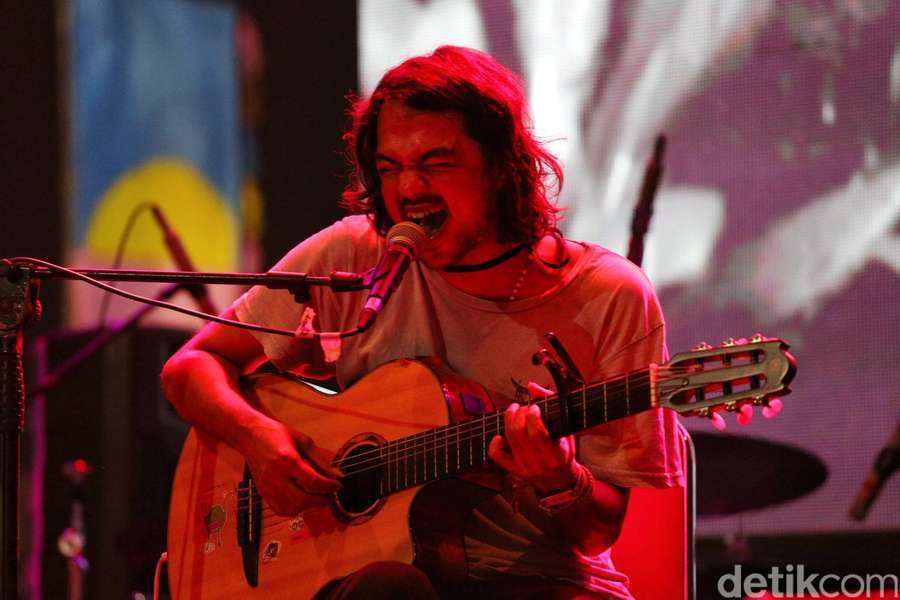 Jason Ranti Santai di Another Stage