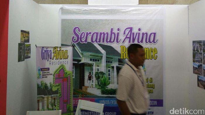 Rumah murah di Aceh. Foto: Hendra Kusuma/detikFinance