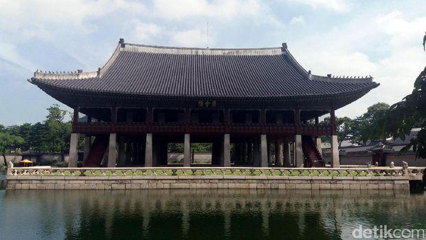 Anjungan Gyeonghoeru (Niken/detikTravel)