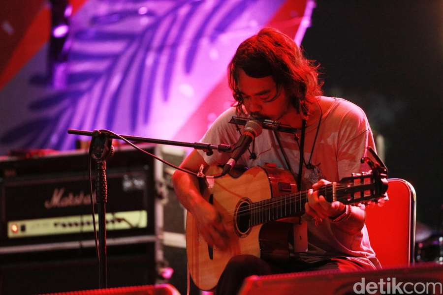 Jason Ranti Santai di Another Stage