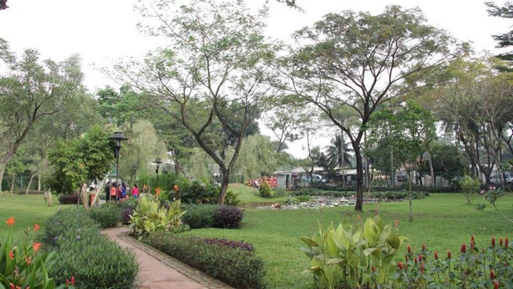 Piknik Akhir Pekan di Jakarta Selatan