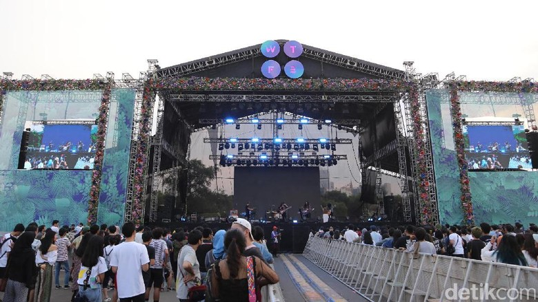 Ismaya Buka Alasan We The Fest 2018 Berlangsung Lebih Awal