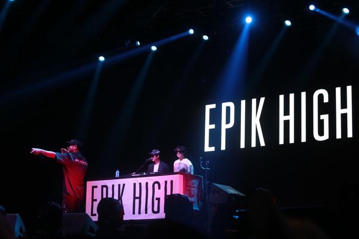 Epik High di We The Fest 2017