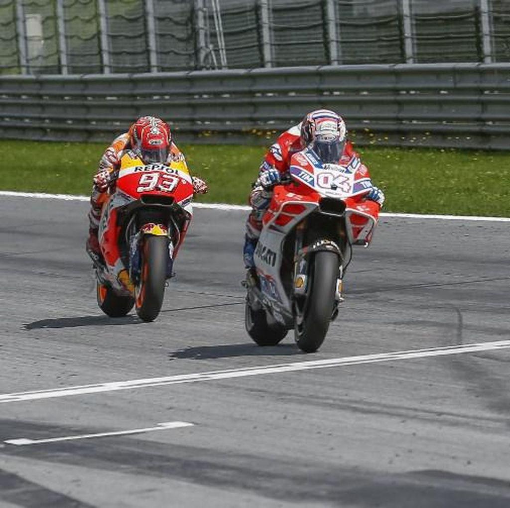 Daftar Pemenang MotoGP Austria