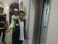 Hotel Karam Said Ditegur karena Dikeluhkan Jemaah Lift Sering Macet