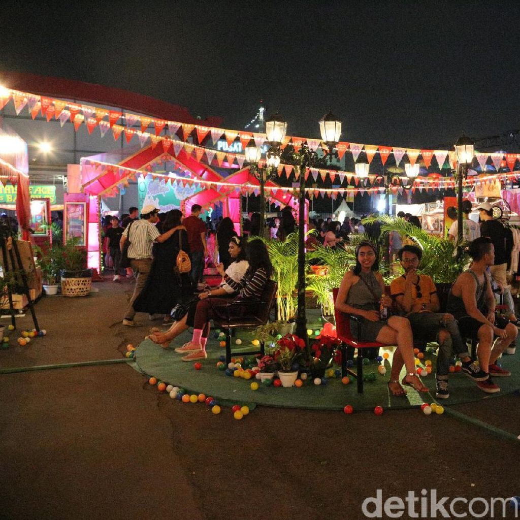 Mau Tiket We The Fest 2018 dari detikHOT? Cek di Sini!