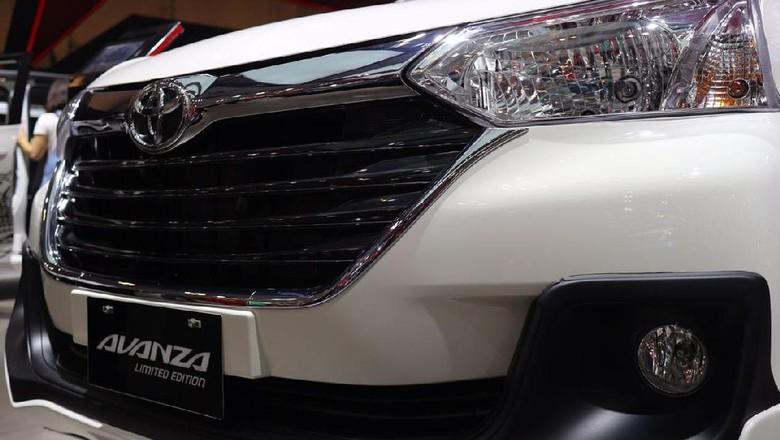 Toyota Avanza Limited Edition Foto: Dina Rayanti