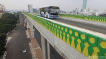 Djarot Ingin Metromini Terintegrasi Bus TransJ Koridor 13