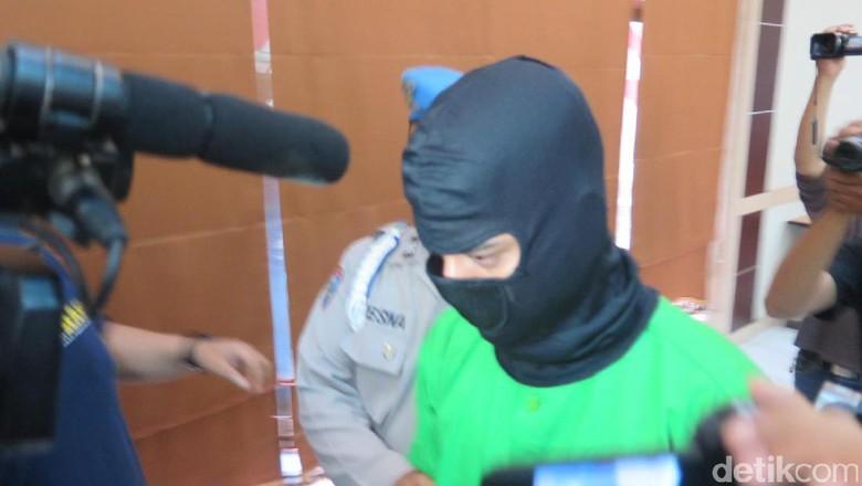 Polisi Buru Pemasok Sabu ke Artis Rio Reifan