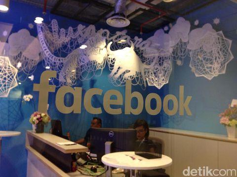 Kantor Facebook di Indonesia.