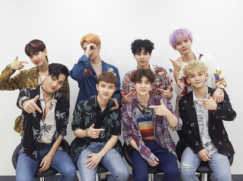 EXO dan TWICE Jadi Idola K-Pop yang Paling Banyak Ditonton di YouTube
