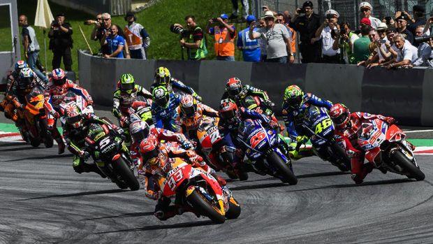 MotoGP 2018 bisa disaksikan secara live streaming melalui CNNIndonesia.com.
