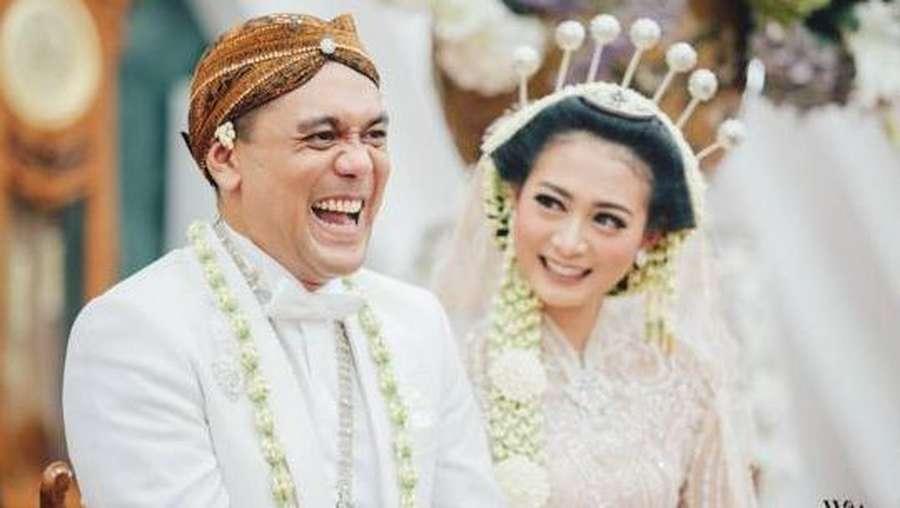 Lama Pacari Yuni Shara, Chico Hakim Nikahi eks Pacar Dude Harlino