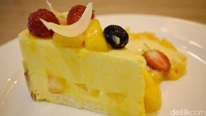 Lembut Manis, Mango Cheesecake Hingga Sagoo Mango Racikan 2 Chef Hotel