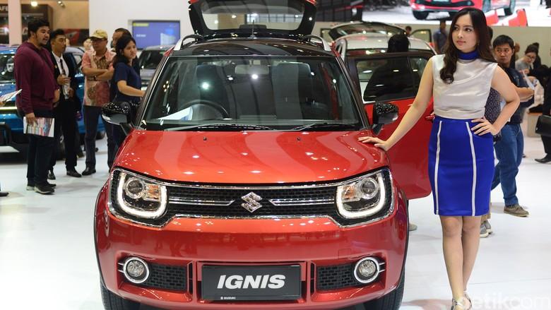 Suzuki Ignis. Foto: Ari Saputra