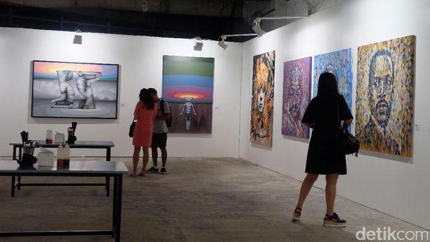 Art Stage Jakarta 2017: Bursa, Galeri Lokal hingga Seni Urban
