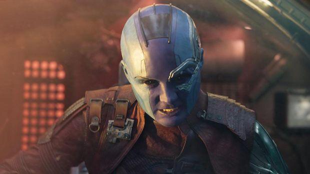 Dihubungi Marvel, Karen Gillan Langsung Gunduli Rambut