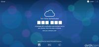 Gambar 1: Lost Mode pada iCloud bisa ditemukan di bagian bawah layar dengan tulisan 'Need to find your device?'