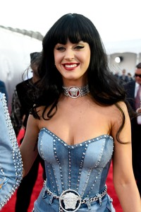 INGLEWOOD, CA - AUGUST 24: Recording artist Katy Perry attends the 2014 MTV Video Music Awards at The Forum on August 24, 2014 in Inglewood, California.  (Photo by Frazer Harrison/Getty Images)