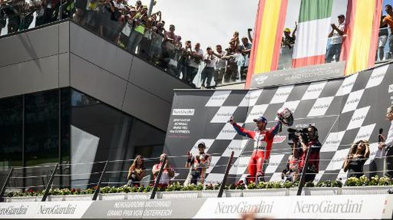 Jadwal MotoGP Pekan Ini